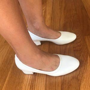 Jeffrey Campbell Bitsie Heels in White